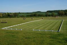 Dressage Show Arena--Where I will be someday