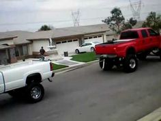 Ford F650 vs. Chevy 3500