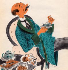 Mr. Pingle and Mr. Buttonhouse - written by Ellen MacGregor, illustrated by Paul Galdone (1957).