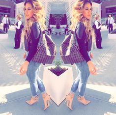 De olho no look: os casacos mais incríveis da Dinah Jane! | Blog da Sophia Abrahão