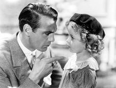 """""""Now and Forever"""" Gary Cooper, Shirley Temple 1934 Paramount  **I.V."""
