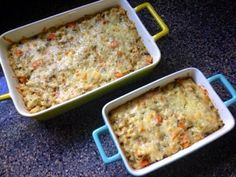 Pie Birds, Buttons and Muddy Puddles: Chicken and Artichoke Wild Rice Casserole