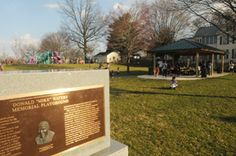 """Donald """"Mike"""" Waters Memorial Playground in Chambersburg is on South Second Street."""