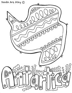 Continents Coloring Pages At Classroom Doodles