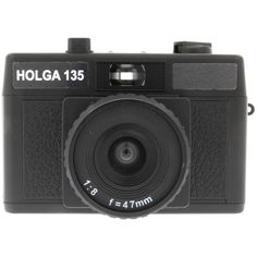 Holga 135 - Cameras - Lomography Shop ❤ liked on Polyvore featuring fillers, camera, accessories, electronics and items