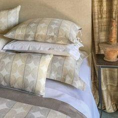 ANICHINI Decorative Pillows & Rugs | Luxury Silk, Brocade, Linen, and Tapestry Pillows Ikat Pillows, Decorative Pillows, Your Design, Custom Design, Geometric Bedding, Circular Pattern, Polka Dot Fabric, Silk Brocade, Slipcovers