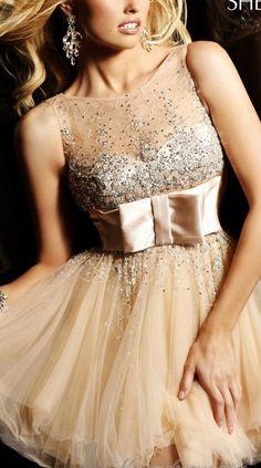 bow + sparkles