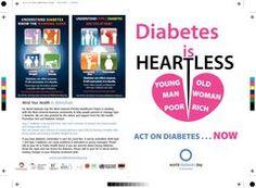 2012 Diabetes Campaign Flyer