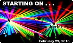"""makerMe """"powering up"""" Feb. February, About Me Blog, Articles, Tech, Neon Signs, The Originals, Technology"""