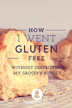 Going gluten-free shouldn't mean going broke on groceries. Making the switch to gluten-free foods can be challenging, but a few smart strategies can help you handle it. Here's how to go gluten-free on a budget. - The Penny Hoarder Gluten Free Diet Plan, Gluten Free Dinner, Gluten Free Cooking, Dairy Free Recipes, Gluten Free Bread Brands, Gluten Free Drinks, Gluten Free Menu, Tofu Recipes, Paleo Dinner