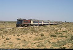 RailPictures.Net Photo: GT 551 Societé Nationale de Chemins de Fer Tunisiens (SNCFT) GM Canada at Founi, Tunisia by Dave Smith
