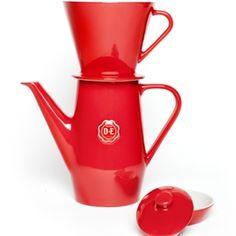 Koffiepot Douwe Egberts #nostalgie