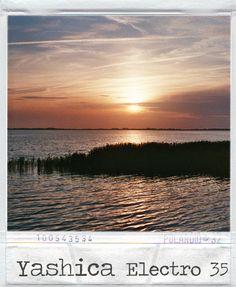 Yashica Electro 35 photo album on Lomoherz