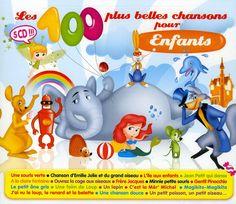 Various - Les 100 Plus Belles Chansons Pour Enfant
