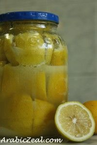Preserved Lemons ~ A Distinctive Flavor in Moroccan Cooking Middle Eastern Dishes, Middle Eastern Recipes, Vegan Recipes, Cooking Recipes, Vegan Food, How To Cook Meatloaf, Preserved Lemons, Food Humor, Funny Food
