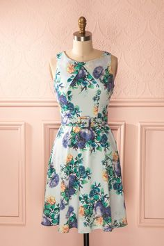 Pansy Blue from Boutique 1861