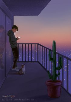 Hoping you'll see what your love means to me Cartoon Kunst, Cartoon Art, Aesthetic Anime, Aesthetic Art, Art Anime Fille, Anime Art Girl, Animes Wallpapers, Anime Scenery, Boy Art