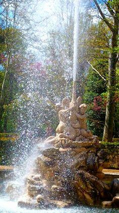 Jardines del Príncipe, Aranjuez, Madrid, España