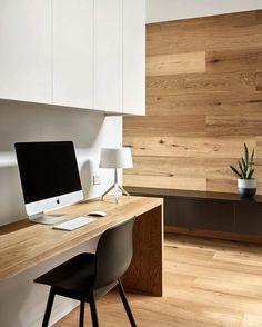 Study nook || Malvern House by venn architects