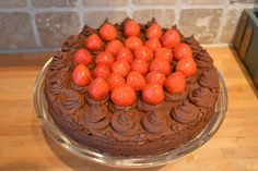 Chocolate cake 17th of may