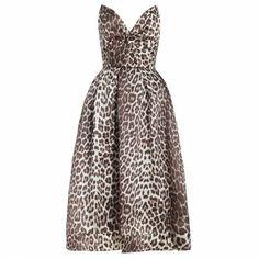 omgggggggggg Honour Cats Eye Dress