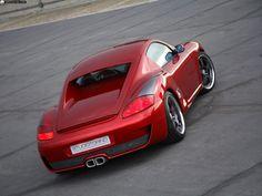 Fotos del StudioTorino RK Coupe Porsche Cayman - 11 / 17