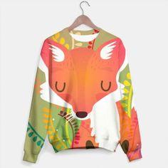 www.liveheroes.com Fox, Comfy, Unisex, Stylish, Sweatshirts, Sweaters, Kawaii, Live, Fashion