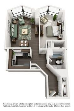 Check for available units at North Harbor Tower in Chicago, IL. View floor plans, photos, and community amenities. Make North Harbor Tower your new home. Tiny House Layout, House Layout Plans, House Layouts, Sims 4 House Plans, Modern House Plans, House Floor Plans, Apartment Floor Plans, Bedroom Floor Plans, Small Floor Plans