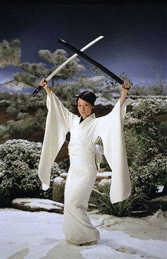 Lucy Liu as O-Ren