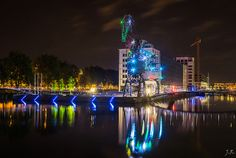 Bassin d'Austerlitz - #Strasbourg - #Alsace - France #JulienRuffPhotos
