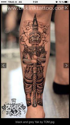 1000 ideas about thai tattoo on pinterest. Black Bedroom Furniture Sets. Home Design Ideas