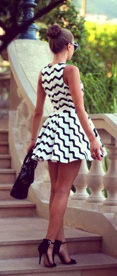 Fabulous mini dress fashion - BleuVous.com
