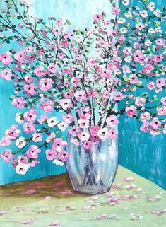 Buy Spring flowers, Oil painting by Jasna Kovacevic on Artfinder. Discover thousands of other original paintings, prints, sculptures and photography from independent artists.