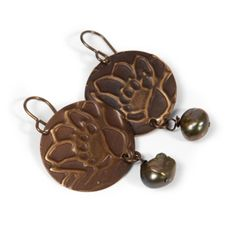 Sizzix Embossing metal jewelry - Bing Images