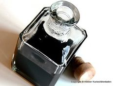 Kleiner Kuriositätenladen: Balsamico-Reduktion mit Orangensaft und Ingwer