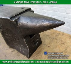 Ask for price with ID0880 on anvilsandtoolsforsale@gmail.com All pictures of all anvils on our website anvil for sale, anvils, blacksmith, blacksmiths, blacksmithing, antique tools, tool collector, swage block, stake, cone, cutler, french pig, amboss, incudine, schmied, forgeron, forge, enclume, forged, blacksmith tools, old tools, vintage tools, handtools, iron work, vise, stake, coutellier, chamouton, hulot harmel, collection, outil ancien, outils anciens, bigorne, art populaire, enclume