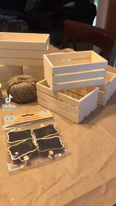 Diy Crafts For Home Decor, Diy Crafts To Do, Diy Crafts Hacks, Cute Crafts, Creative Crafts, Diy Projects, Diy Crafts Dollar Tree, Dollar Tree Decor, Dollar Tree Baskets