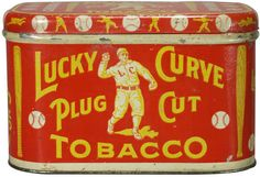 Canister Tins | Antique Tobacco Tins & Collectibles
