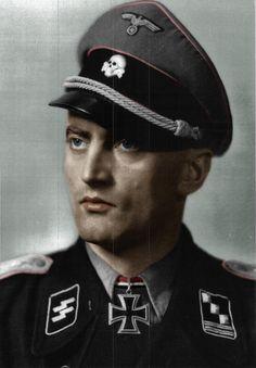 SS-Sturmbannführer Ludwig Kepplinger