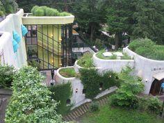 Studio Ghibli and is located in Inokashira Park in Mitaka