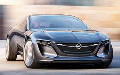 New 2017 Opel Monza…