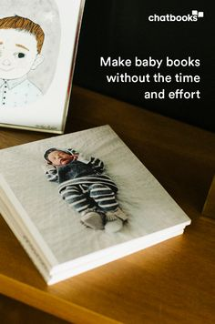Create a baby book in minutes with Chatbooks! Starting at $10, automatically get a photo book sent to you for every 60 photos you post on social media or choose from your camera roll. Or create a one time custom book that can be up to 366 pages starting at $15.