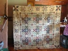 Heathton Manor Creations: Road trip to Castlemaine. Susan Smith pattern