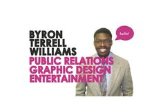 Student Spotlight: Byron Williams