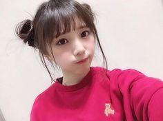 """よだちゃん◢ │⁴⁶ on Instagram: """"1日1よだちゃん #乃木坂46#与田祐希#よだちゃん#よだっちょ"""" Most Popular Instagram, Girly Pictures, Japan Girl, Cute Woman, Korean Girl, Cute Girls, Hair Cuts, Photo And Video, Celebrities"""