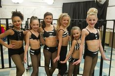 Dance Moms Cast