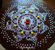 Get the best Ugadi kolam designs in here. Ugadi is also known as Sankranti and Yugadi. It is one of the major festivals of Hindus celebrated all over India. Rangoli Designs Latest, Latest Rangoli, Beautiful Rangoli Designs, Kolam Designs, Indian Rangoli, Kolam Rangoli, Diwali Diya, Floor Art, Simple Rangoli