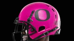 Ducks unveil new uniforms for breast cancer awareness.