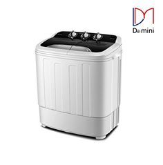 Apartment Washer and Dryer Portable Compact Twin Tub Machine ...