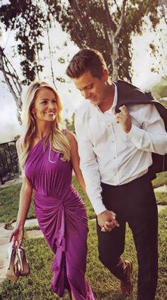 "So sweet. ""I found somebody that I now can't imagine my life without"" - Emily Maynard"